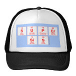Super sis  Hats