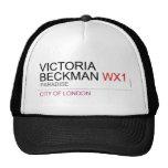 Victoria  Beckman  Hats