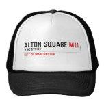 ALTON SQUARE  Hats