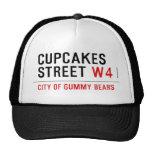 cupcakes Street  Hats