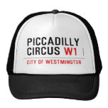 piccadilly circus  Hats