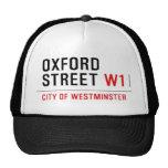 oxford street  Hats