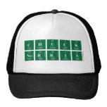 Chuck Norris  Hats