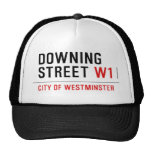 downing street  Hats