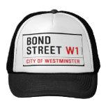 Bond Street  Hats
