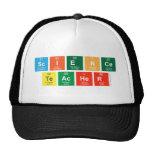 Science Teacher  Hats