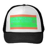 Capri Mickens  Swagg Street  Hats