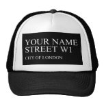 Your Name Street  Hats
