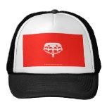 [Crown upside down]  Hats