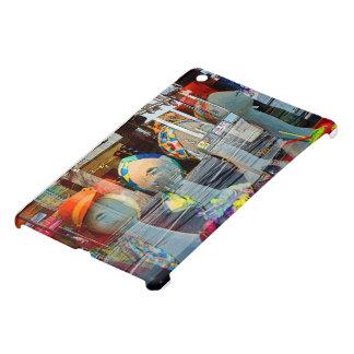 Hats and Scarves Art Deco iPad Mini Cases