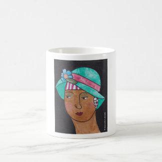 Hats are all the rage!!! coffee mug