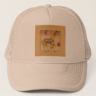 Hats, Caps - Carousel Giraffe
