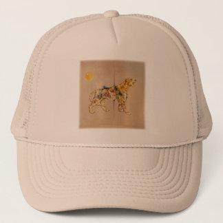 Hats, Caps - Carousel Tiger