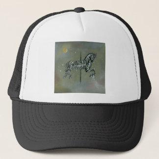 Hats, Caps - Carousel Zebra