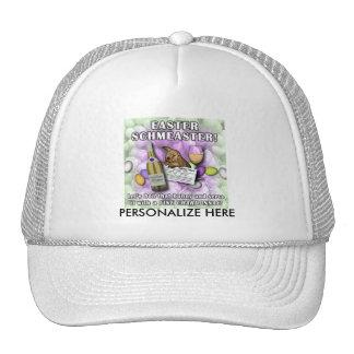 HATS, CAPS - EASTER SCHMEASTER TRUCKER HAT