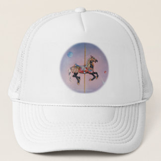 Hats, Caps - Petaluma Carousel Horse 1