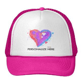 HATS, CAPS - Torn Heart