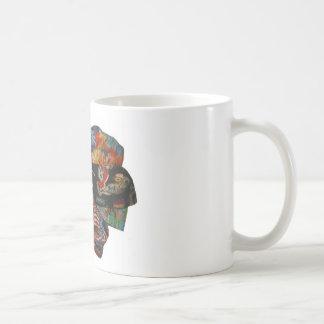 hats coffee mug