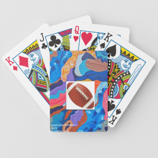 Hats Football Bicycle Playing Cards
