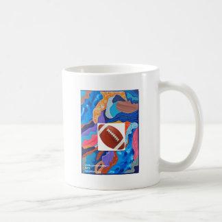 Hats Football Coffee Mug