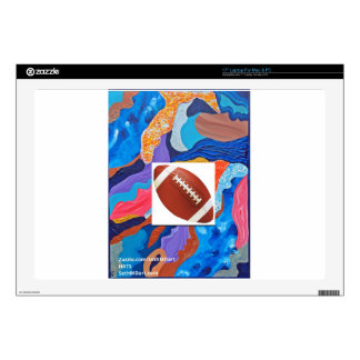Hats Football Decals For Laptops