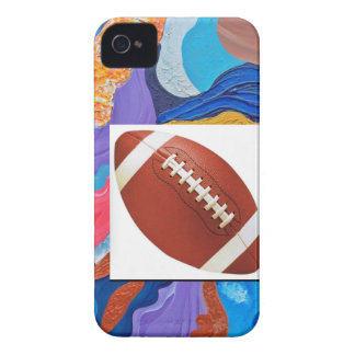 Hats Football iPhone 4 Case