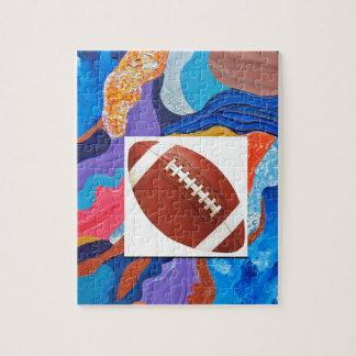 Hats Football Puzzle