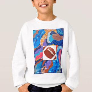 Hats Football Sweatshirt