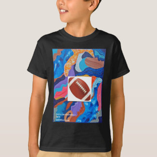 Hats Football T-Shirt