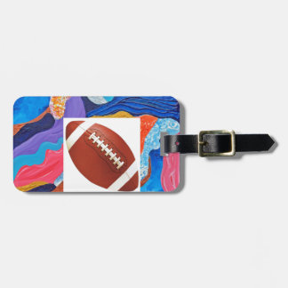 Hats Football Tag For Luggage