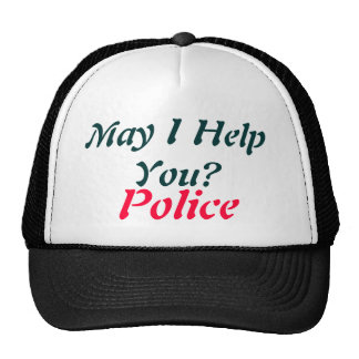 Hats May I Help You?