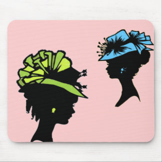 Hats Mouse Pad