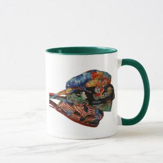hats mug
