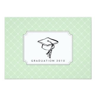 {hats off to you}  graduation invitation