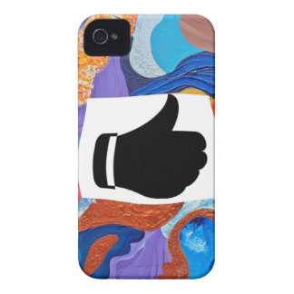 Hats Thumbs Up iPhone 4 Cases