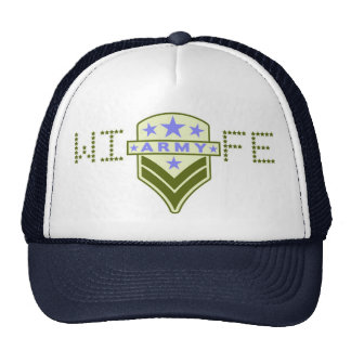 Hats - Wearing The Rank