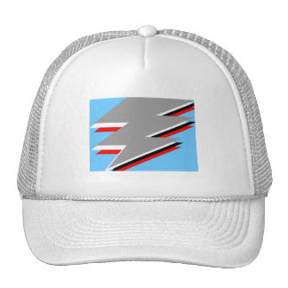 Hats with design