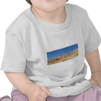 Hatshepsut Temple panoramic photograph T Shirt