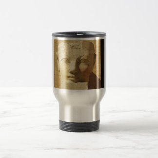Hatshepsut Woman Egyptian pharaoh image Coffee Mugs