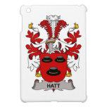 Hatt Family Crest iPad Mini Cases