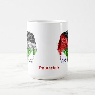 Hatta Flag MUG (Palestine), 15oz second version