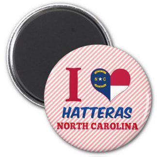 Hatteras, Carolina del Norte Imanes De Nevera