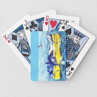 Hatteras Liferaft Playing Cards