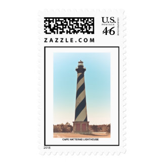 Hatteras Light. Stamps