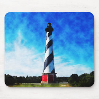 Hatteras Lighthouse Mouse Pad