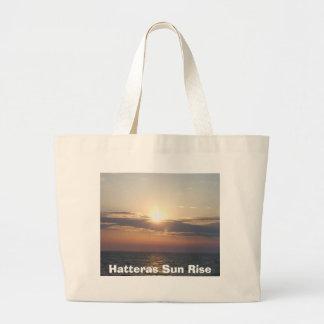 Hatteras Sun Rise Large Tote Bag