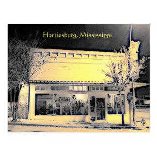 Hattiesburg, Mississippi Postcard