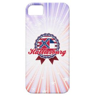 Hattiesburg, ms iPhone 5 Case-Mate cárcasa