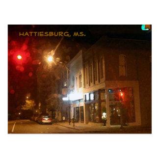 Hattiesburg, Ms. Postcard