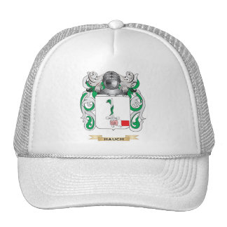 Hauch Coat of Arms (Family Crest) Trucker Hat